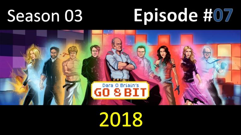 23 - Dara O Briains Go 8 Bit №23 (Dave, 03.07.2017 год)