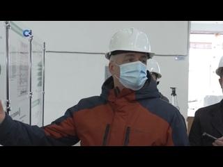 Артур Парфенчиков посетил первый в России технопарк по камнеобработке в Петрозаводске