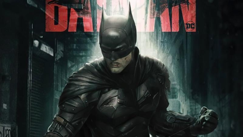 Бэтмен трейлер 1