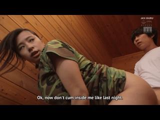 Haruna Hana [JavCube Японское порно вк, new Japan Porno English subbed MIMK-052 Big tits, Creampie, Incest