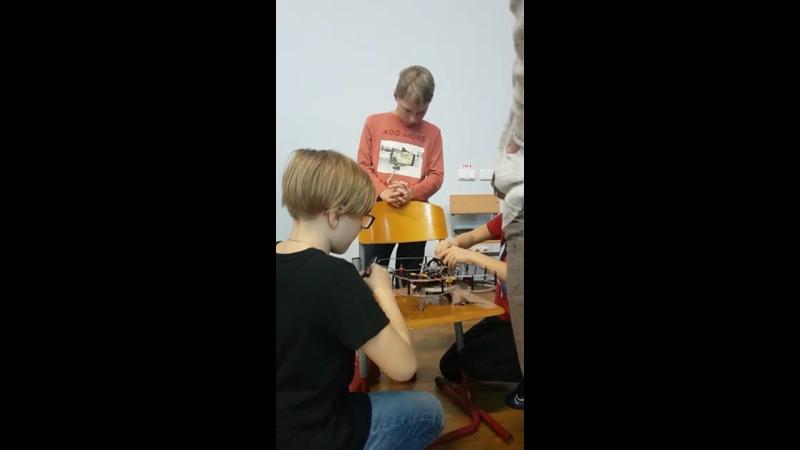 Видео от Школа 429