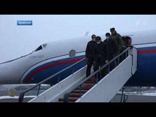 Новый обмен пленными между Азербайджаном и Арменией под контролем российских миротворцев