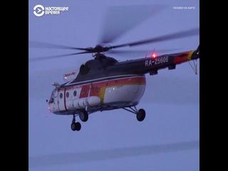 """""""Человек на карте"""": Жизнь пилота вертолета в Нарьян-Маре"""