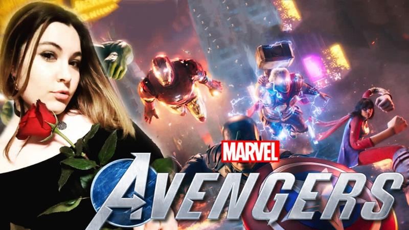 Marvel's Avengers ➤ Мисс Марвел Ищет Мстителей Новые Силы Новые Персонажи 5