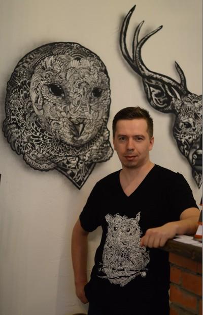 Илья Останин, Екатеринбург