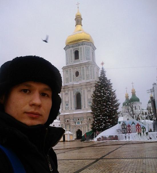 Віталій Циганюк, Дубно, Украина