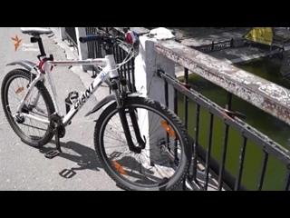 ✔ ОСОБОЕ МНЕНИЕ:  Новой полиции выдали поддержание велосипеды