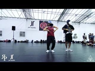 Rie Hata x Lyle Beniga Choreography | Zoey Dollaz - Blow A Check | Summer Jam Dance Camp 2016