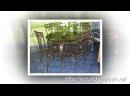 Кованые лавочки, стулья, столы – художественная ковка в Москве – 499 403-13-89