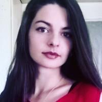 Фотография страницы Уляны Щобак ВКонтакте