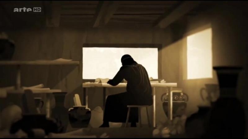Мифы Древней Греции 1 сезон 14 серия Дедал и Икар Рухнувшая мечта