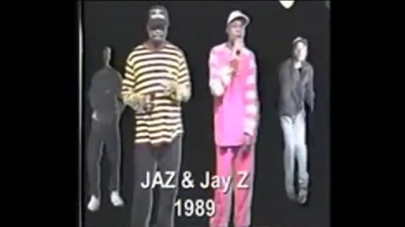 JAZZ O AND JAY Z FREESTYLE BACK IN 1989 FLOTV