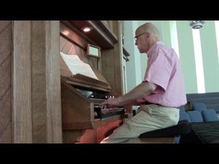 620 J. S. Bach - Christus, der uns selig macht (Orgelbüchlein No. 22), BWV 620 - Mark Pace