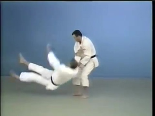 Ju Jutsu.Традиционное Кодокан Дзюдо.Наге вадза.Дэ аши харай.