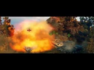[]Красные статисты - музыкальный клип от Студия ГРЕК и Wartactic [World of Tanks]