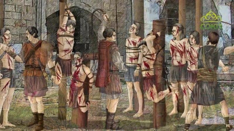 7 февраля Мученица Филицата и семь её сыновей мученики Ианнуарий Феликс Филипп Сильван Александр Виталий и Марциал