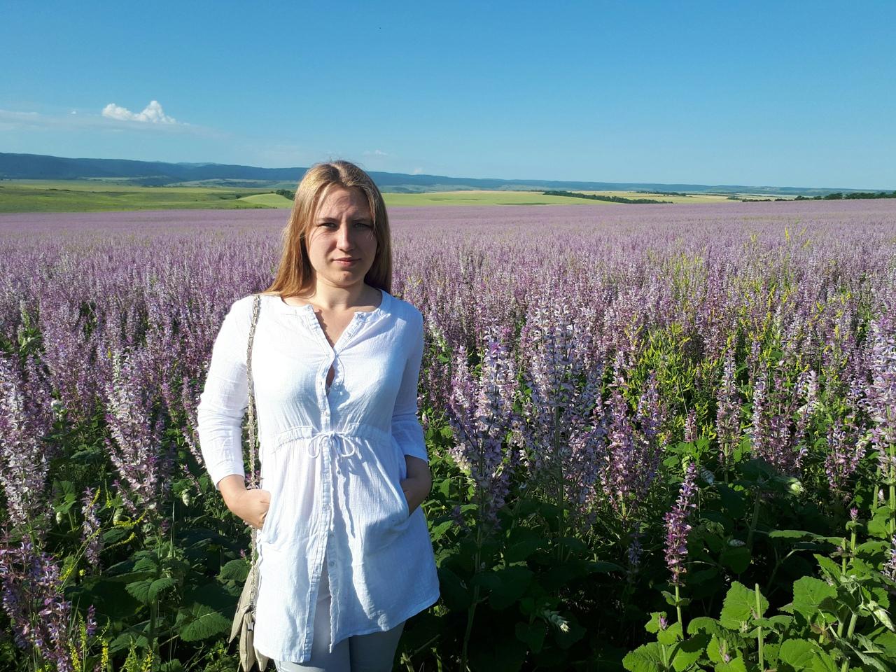Анастасия Вербицкая, Хадыженск - фото №15