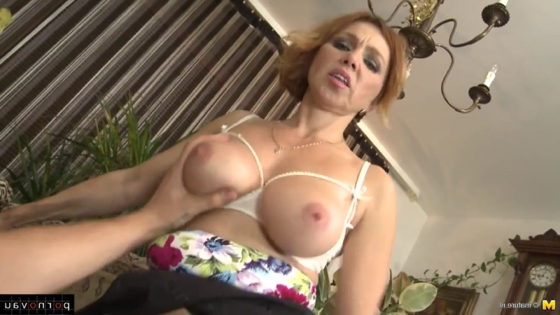 In stockings, Чулки POV First Person Mature, Grandmothers, Cumshot in mouth, Heels, Riding dick, Skirt,