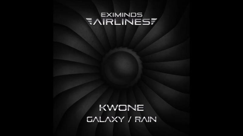 KWONE - RainGalaxy EP