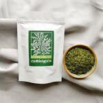 Чай из листьев моринги с кафрским листом. Пр-во Камбоджа. 30г