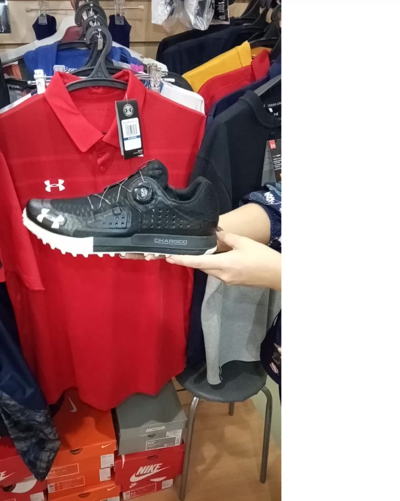Кроссовки Under Armour Syncline