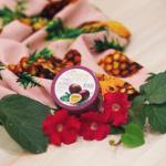 Сорбет-скраб для душа с Маракуйей Mistine Passion Fruit Sorbet Scrub Shower, 200