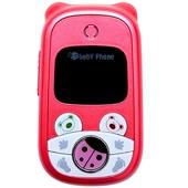 Детский телефон Baby Phone (Бэбифон) розовый