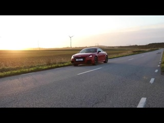 The SUPERCAR-BEATER - 2018 AUDI TT-RS (400hp,5cyl) - 0-100km_ in 3.4 seconds