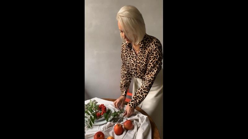 Видео от Натальи Меньшиковой