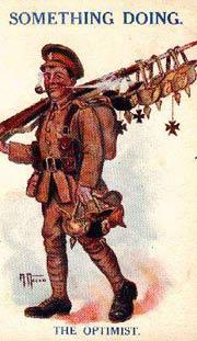 Германская военная пропаганда в Первой мировой войне