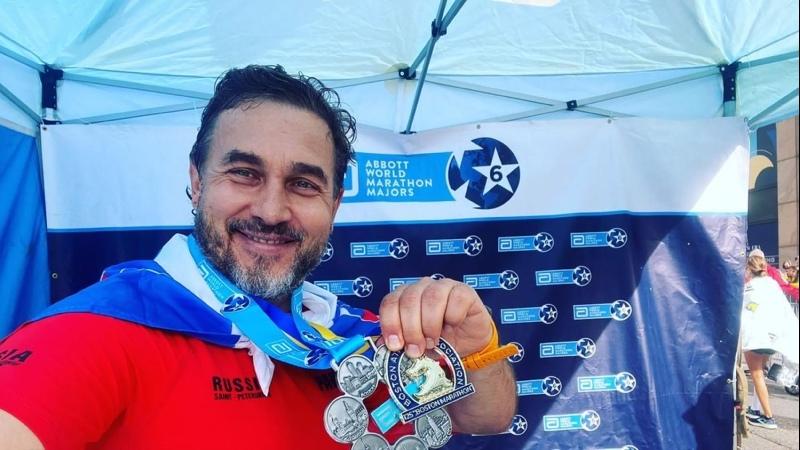 Бостонский марафон и Six Star Medal