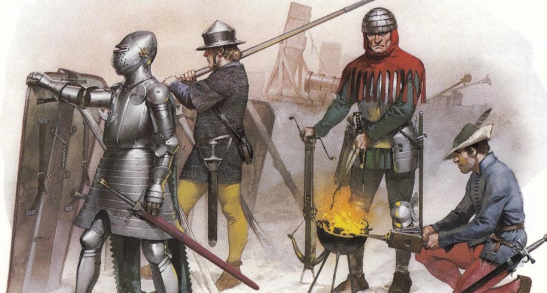 Христианские воины