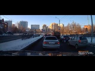 Серьезное ДТП в Томске
