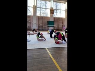 Видео от Художественная гимнастика в г. Пушкин СК ОЛИМП