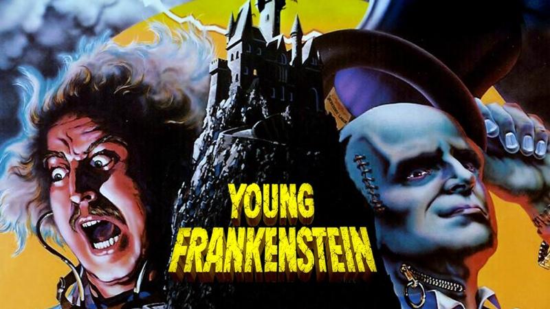 O Jovem Frankenstein 1974 Dublado
