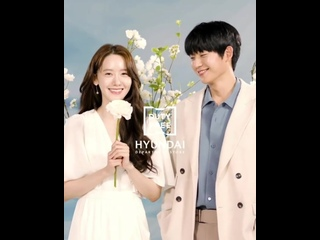 [CLIP] Yoona & Jung Hae In - Hyundai Duty Free 'ENJOY THIS MOMENT' campaign