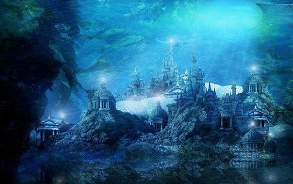 «Ученые обнаружили руины таинственного подводного города в районе Бермудского треугольника»
