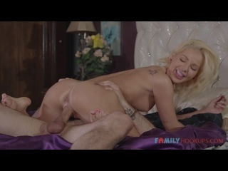 Bella Elise Rose - Young Blonde Fucks Her Hung Stepbrother [FamilyHookups] Teen Petite Инцест Blowjob Doggystyle Cowgirl Порно