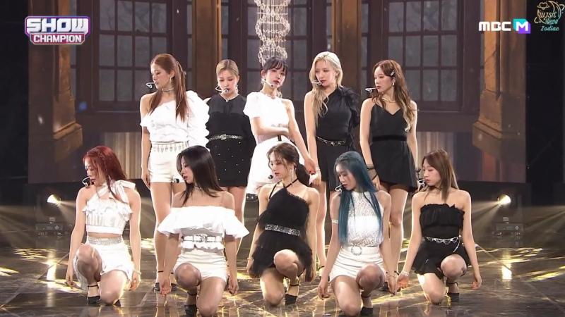 WJSN Cosmic Girls Last Dance