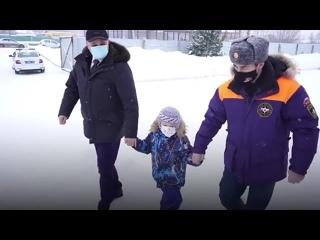 Сергей Цивилев исполнил новогоднее желание  6-летнего мальчика