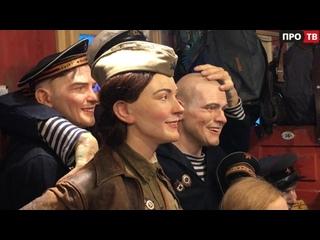 Поезд Победы: волховчане посетили уникальную экспозицию