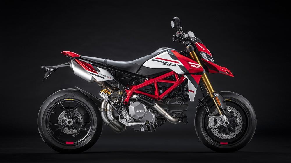 Мотоцикл Ducati Hypermotard 950 SP 2021