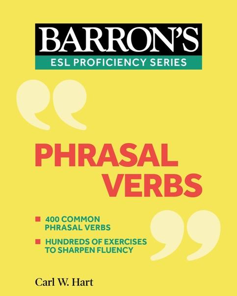 Phrasal Verbs - Carl W. Hart