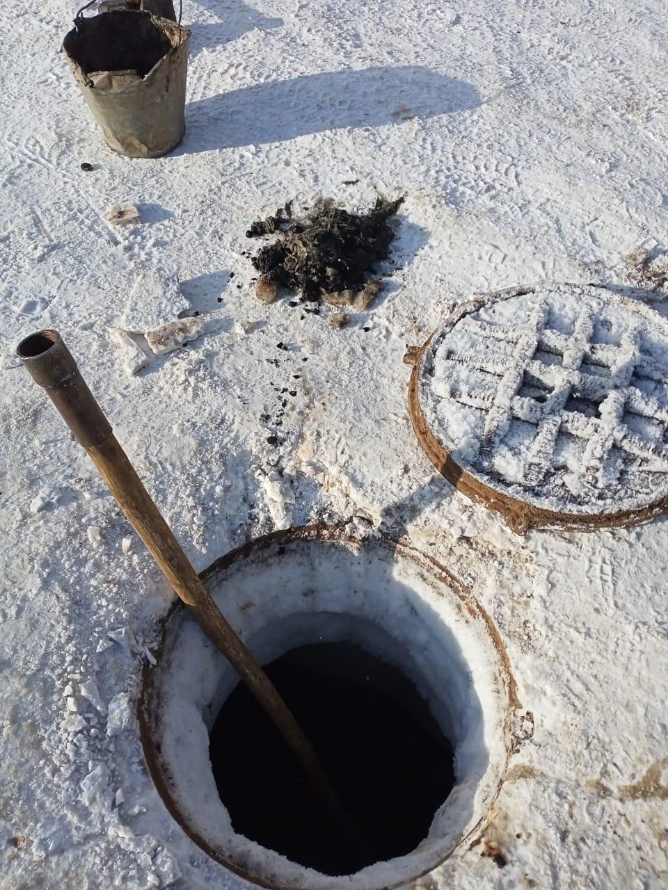 Ежедневно в Можге отогревают водопроводы и водозаборные