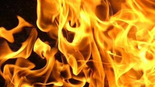 Сегодня ночью в Петровске горели строения лесхоза