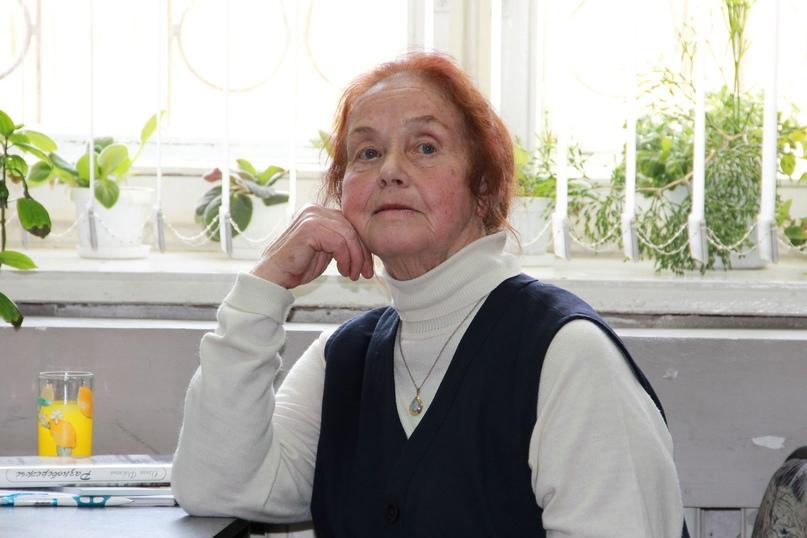 «Краеведческая среда» в Вологодской областной библиотеке будет посвящена творчеству Ольги Фокиной ✍🏻