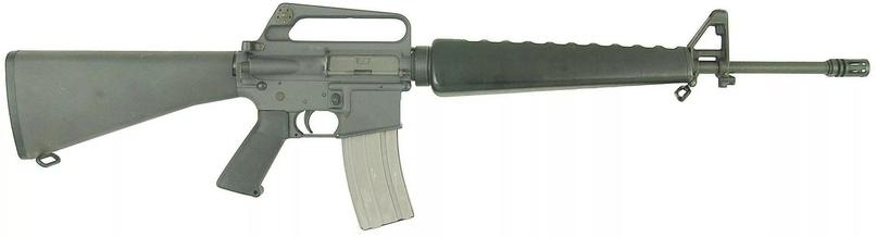 М16А1 (из откр. доступа)