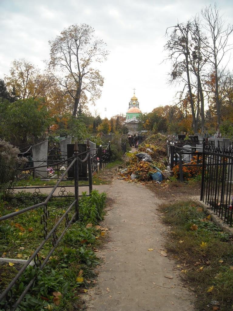 Троицкое кладбище Орла., изображение №21