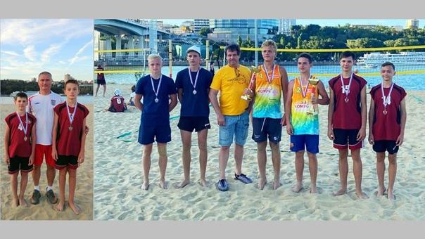 Новочеркасские спортсмены завоевали три медали на ...