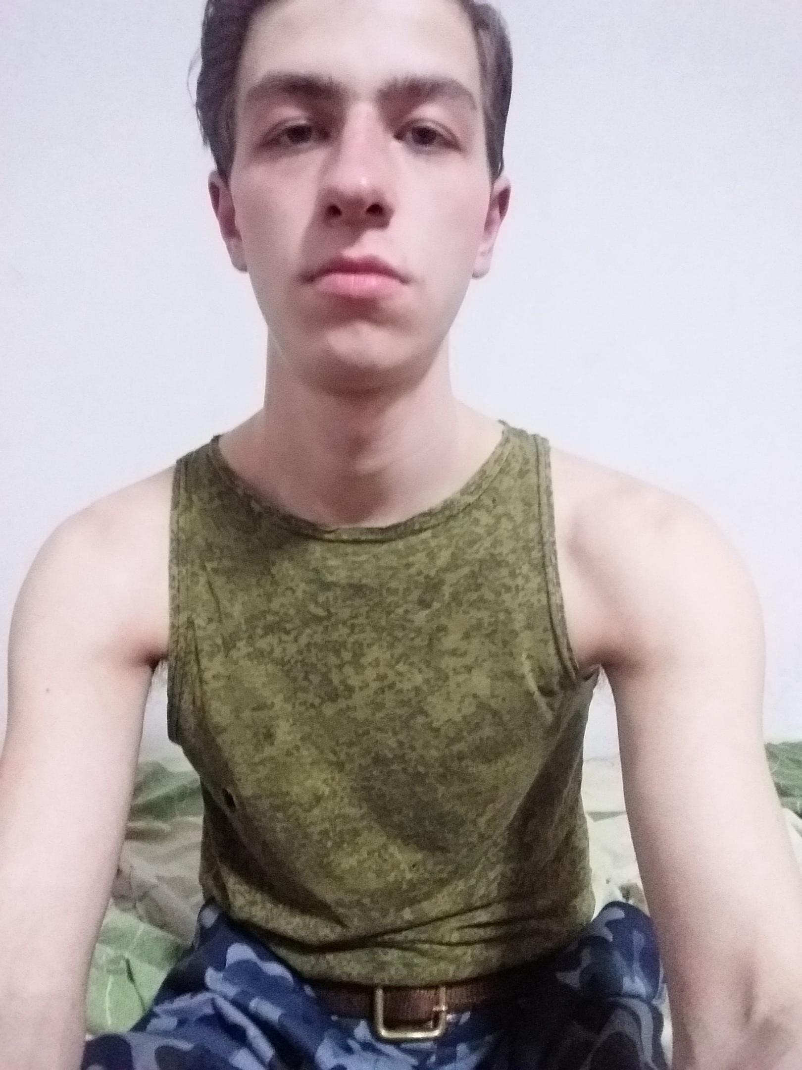 Vladimir, 20, Donetsk